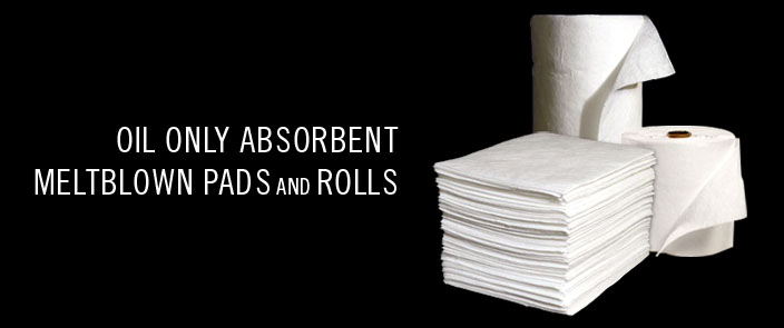 Meltblown Pads and Rolls